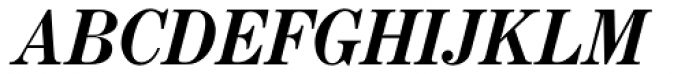 Century No 1 SB Bold Italic Font UPPERCASE