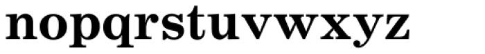 Century School SB Bold Font LOWERCASE