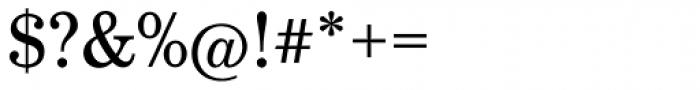Century Schoolbook EF Regular Font OTHER CHARS