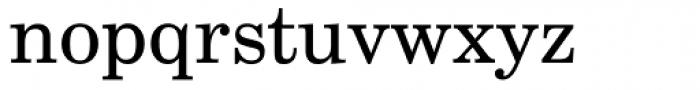 Century Schoolbook WGL4 Roman Font LOWERCASE