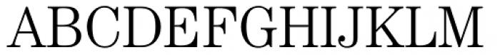 Century Std Light Font UPPERCASE