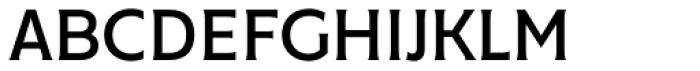 Cenzo Flare Regular Font UPPERCASE