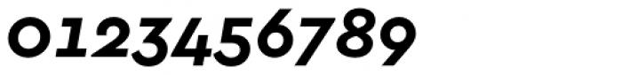 Cera Bold Italic Font OTHER CHARS