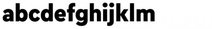 Cera Compact Pro Black Font LOWERCASE