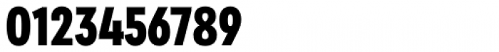 Cera Condensed Pro Black Font OTHER CHARS