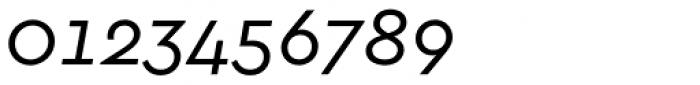 Cera Italic Font OTHER CHARS