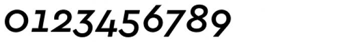 Cera PRO Medium Italic Font OTHER CHARS