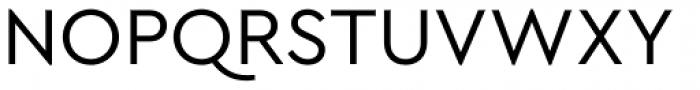 Cera Regular Font UPPERCASE
