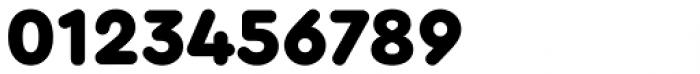 Cera Round Pro Black Font OTHER CHARS