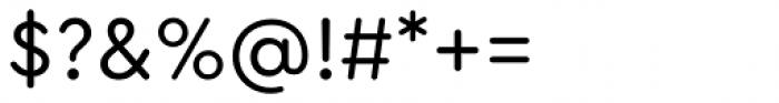 Cera Round Pro Regular Font OTHER CHARS