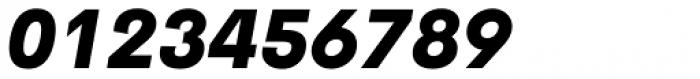 Cerebri Sans Heavy Italic Font OTHER CHARS