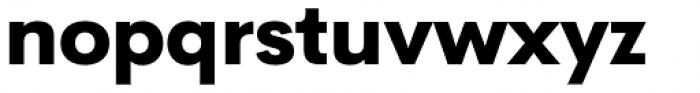 Cerebri Sans Heavy Font LOWERCASE
