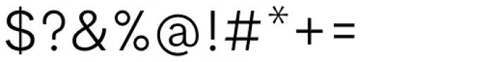 Cerebri Sans Light Font OTHER CHARS