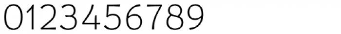 Certa Sans Extra Light Font OTHER CHARS