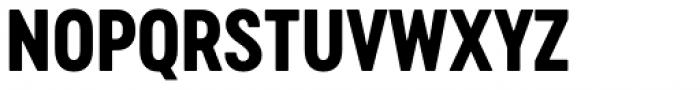 Cervino Extra Bold Neue Font UPPERCASE