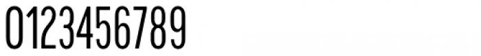 Cervino Regular Condensed Font OTHER CHARS