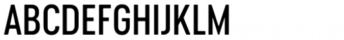 Cervino Semi Bold Neue Font UPPERCASE