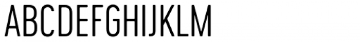 Cervo Neue Extra Light Font UPPERCASE