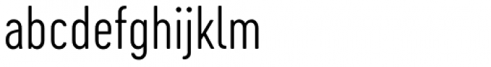 Cervo Neue Extra Light Font LOWERCASE