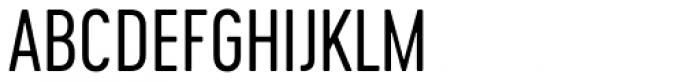 Cervo Neue Light Font UPPERCASE