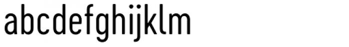 Cervo Neue Light Font LOWERCASE