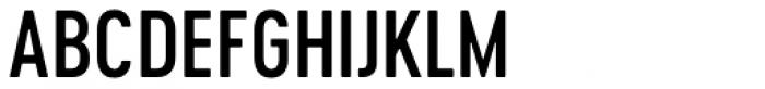 Cervo Neue Medium Font UPPERCASE