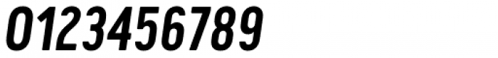 Cervo Neue Semi Bold Italic Font OTHER CHARS