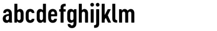 Cervo Neue Semi Bold Font LOWERCASE