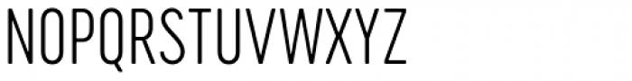Cervo Neue Thin Font UPPERCASE