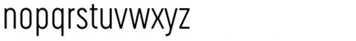 Cervo Neue Thin Font LOWERCASE