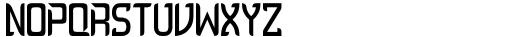 Ceventa Regular Font UPPERCASE