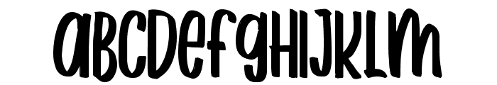 1000 Wishes Origami Font UPPERCASE