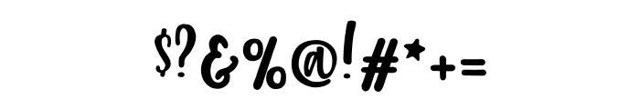 212 Phoenix Sans Font OTHER CHARS
