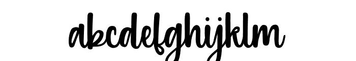212 Phoenix Script Font LOWERCASE