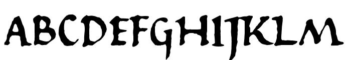 825KarolusNormal Font UPPERCASE