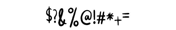 ALTERNATIVE ROCK Font OTHER CHARS