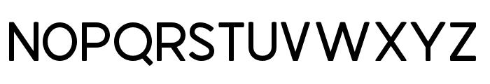 AMERICABLACK Font UPPERCASE