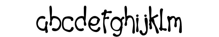 ARMADA Font LOWERCASE