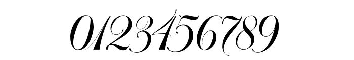 Abella Script Font OTHER CHARS