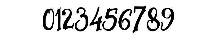 Abracadabra Typeface Regular Font OTHER CHARS