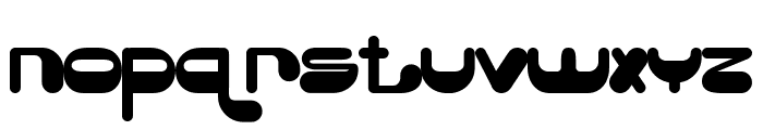 Absolute Funboldies Font LOWERCASE