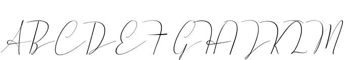 Absolute Font UPPERCASE