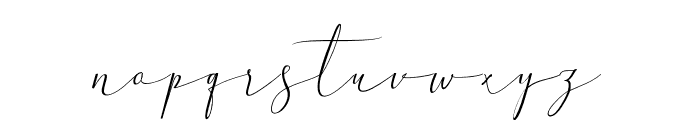 Absolute Font LOWERCASE