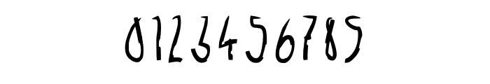 Acid Radio Regular Font OTHER CHARS