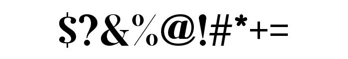 Adiwangsa-Regular Font OTHER CHARS
