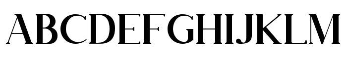 Adiwangsa-Regular Font UPPERCASE
