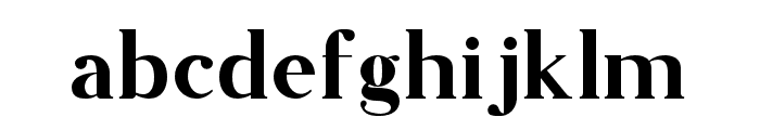 Adiwangsa-Regular Font LOWERCASE