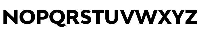 Adlinnaka Ultra Bold Font UPPERCASE