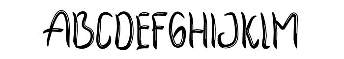 Adventura Font UPPERCASE