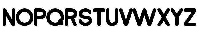 Adventure Island SansBold Font UPPERCASE